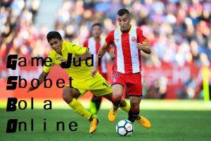 Game Judi Sbobet Bola Online