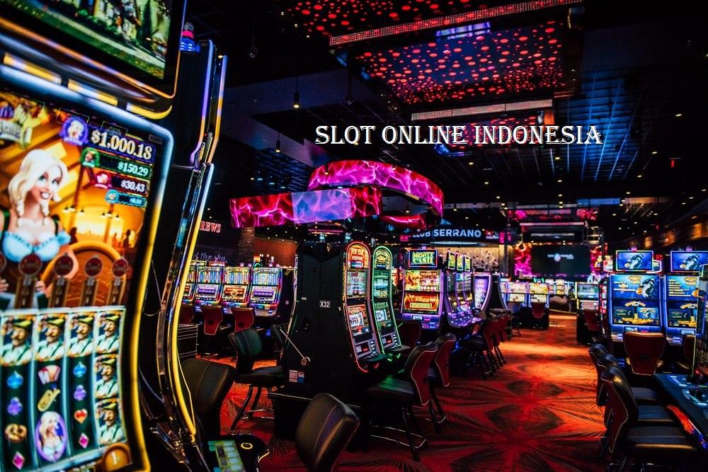 Situs Jackpot Slot Online Terbaru Dan Terbaik Saat Ini di Indonesia
