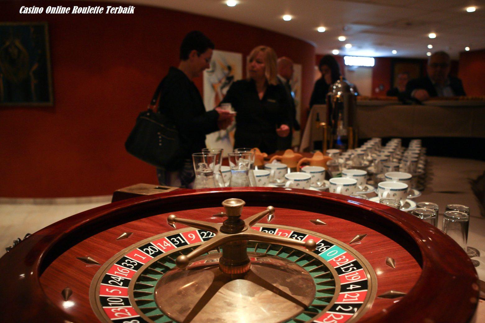 Agen Casino Online Roulette Terbaik